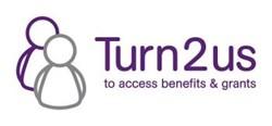 Turn2Us logo