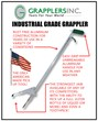 the grabber, reacher, trash pick up tool,