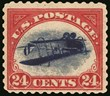 "The ""Inverted Jenny"" Air Mail Stamp, the Nation's Most Famous Upside Down Airplane, Will Land in Little Rock, February 14, for America's Stamp Club's Winter Stamp Show"