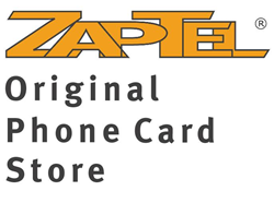 ZapTel International Phone Cards