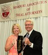 Personal Injury Attorney Amy Collignon Gunn is Recipient of the 2013...