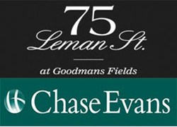 Chase Evans and 75 Leman Street