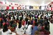 Thousands gathered to celebrate the Gurupurnima Celebrations for His Holiness Paramahamsa Nithyananda on July 22, 2013