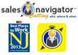 Sales Navigator, the Award Winning Mobility Application from The Casey...