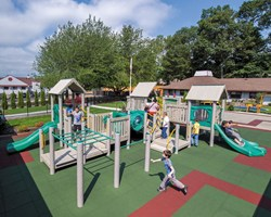 Sustainable Playgrounds