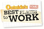 BoomTown named one of Outside Magazine's Best Places to Work