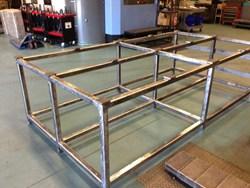 frame welding by baron machine company