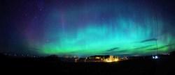 Autumn aurora borealis near Traverse City (Photo by Eric Raymond)