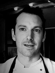 Matthew Orlando, former Noma Head Chef, and now the Chef/Owner of Amass, is one of the participating chefs at NORTH