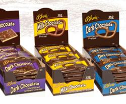 asher's single packs chocolate
