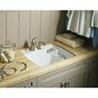 Sterling by Kohler Latitude Undercounter Utility Sink F995-U
