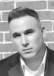 Christopher Summa, filmmaker, NYC