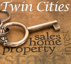 Twin Cities real estate is up in both resiedntail single-family home sales and commercial properties