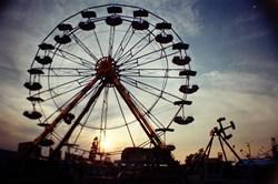 Ferris Wheel at the Dinwiddie County Fair