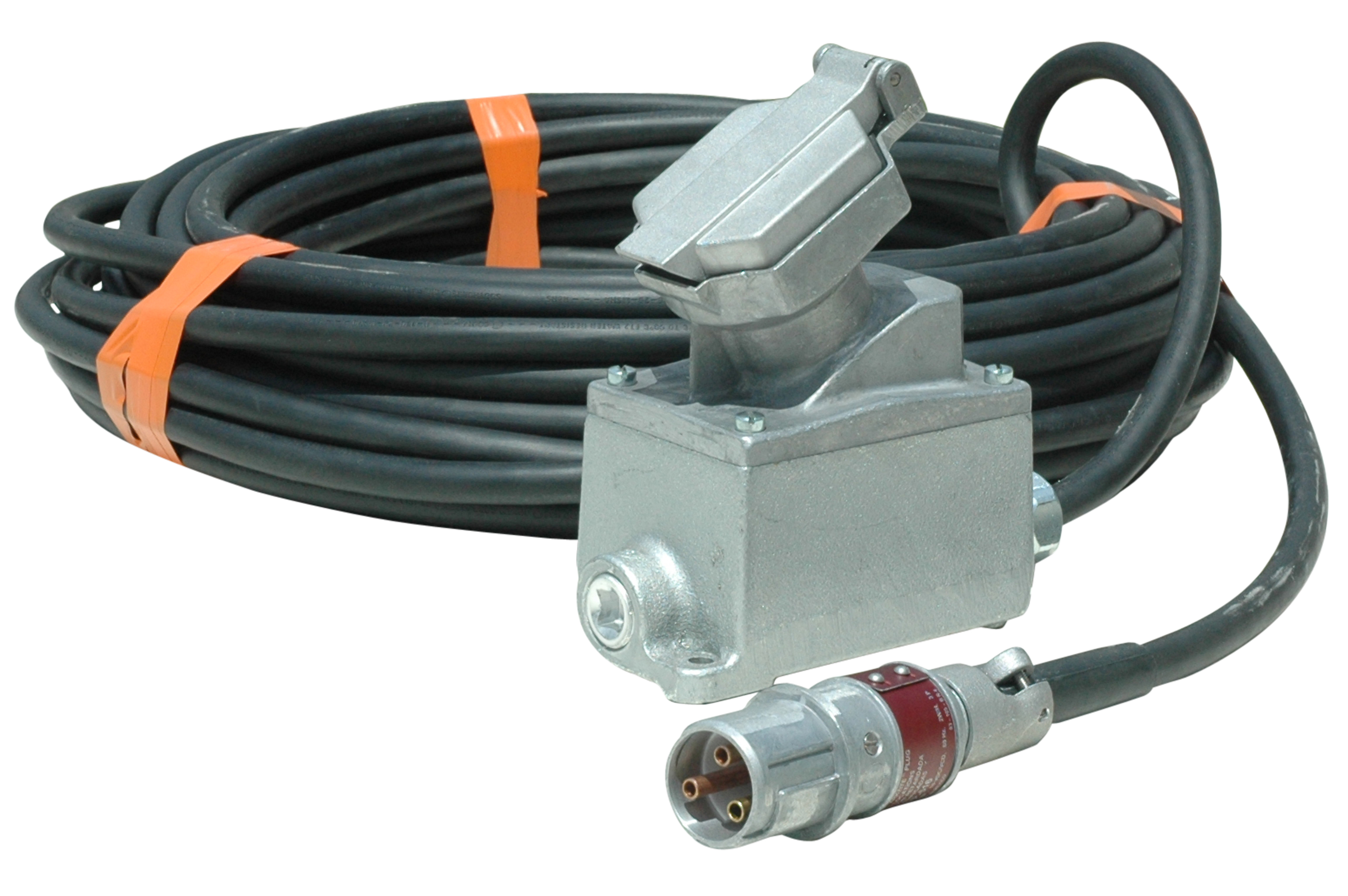 Electronic Extension Cords : Larson electronics releases foot explosion proof