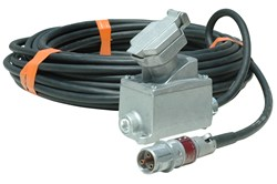 250 Volt Explosion Proof Extension Cord from Larson Electronics