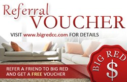 Earn Big Red Dollars When You Refer a Friend