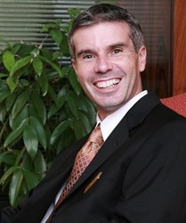 Tony Pedroni, General Manager, Outrigger Laguna Phuket Beach Resort