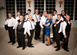 Halloween Ballroom Dance with the Del Bergeson Orchestra at the Timbers