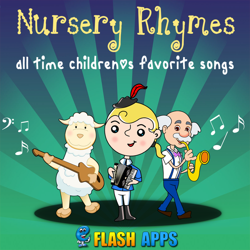 Nursery Rhymes Music Videos By Eflashs Go Viral On You And Mobile S