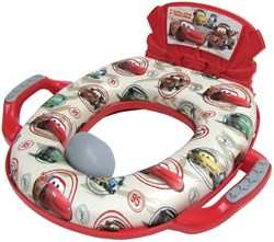 Deluxe Sounds Cars Potty Seat