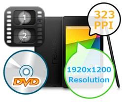 Play Various Videos on Google New Nexus 7
