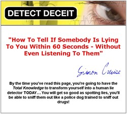 how to detect lies review