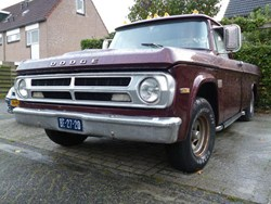 Dodge D100 | Dodge Transfer Case