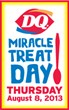 DFW DQ Miracle Day Treat