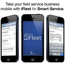 iFleet the Mobile Workforce Management App