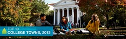 Livability.com Top 10 College Towns 2013