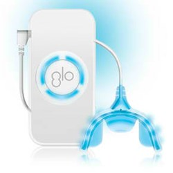 GLO Science GLO Brilliant Personal Teeth Whitening Device