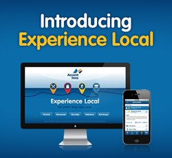 BC Hotel Chain, Accent Inns new Experience Local Website