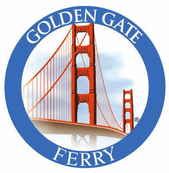 Image result for golden gate ferry logo