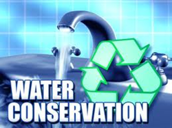 water conservation by ServiceMaster by Singer