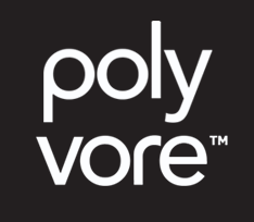 polyvore fashion democracy logo