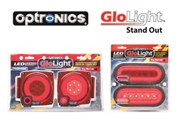Optronics, LED trailer light, LED stop tail turn light, new Optronics tail light