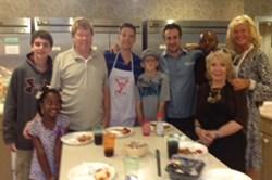 Florida Seal Coat Supply helps Ronald McDonald house along with Rotary International