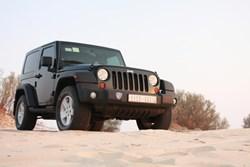 4.2 Liter Jeep Engine