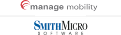 Manage Mobility's Wireless Campus Manager and Smith Micro Devices