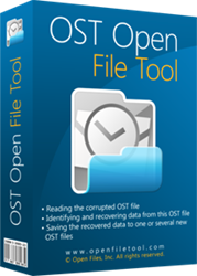 OST Open File Tool  - ultimate OST file opener