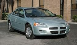 2001 Dodge Stratus Transmission