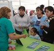 At a July 2013 conference organized by the Mexico City Secretary of Health, volunteers from the National Scientology Organization of Mexico made educational materials available to parents.