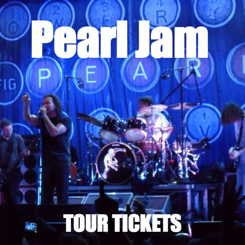 Pearl Jam Announce 2016 North American Tour Dates - SuprTickets