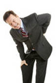 Sciatica and chronic prostatitis pain can be treated with Dr. Allen's Device and Thermobalancing therapy