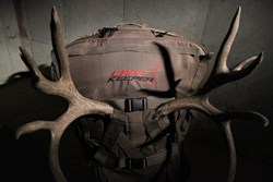 Protect, cool and keep your cape with The Cape Keeper® Big Game Cooler Pack.
