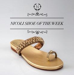 NICOLI - The luxury crystal embellished shoe and handbag brand - boutique - shop online at www.nicolishoes.com