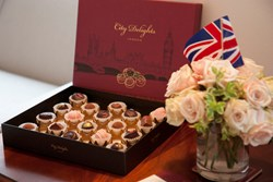 The City Delights London Collection - Exceptional Chocolates at the Royal Baby Shower in the British Consulate-General, New York