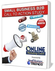 small business call to action study