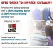 Dress to Impress Giveaway.